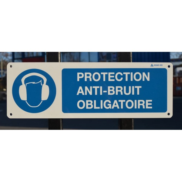 Panneau protection anti bruit obligatoire stocksignes for Peinture anti bruit efficacite