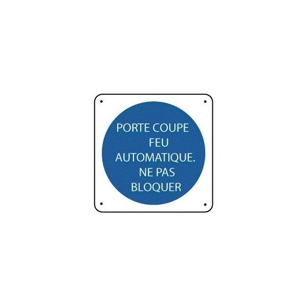 Panneau porte coupe feu automatique ne pas bloquer - Porte coupe feu coulissante automatique ...