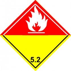 Peroxyde Organique  Classe 5.2
