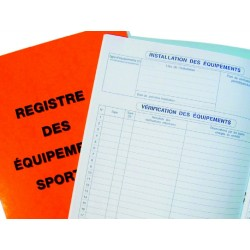 Registre Equipements Sportifs