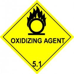 Oxidizing Agent Classe 5.1en anglais