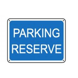 Parking Réservé ( Renforcé )