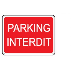 Parking Interdit Renforcé