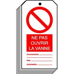 Ne Pas Ouvrir La Vanne