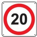 20 Km/h ( Renforcé )