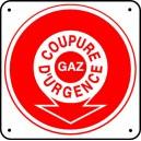 Coupure d'Urgence Gaz