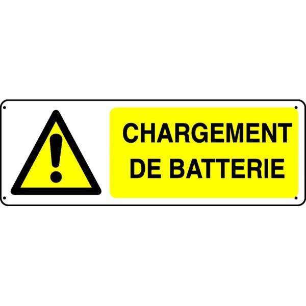 Panneau Chargement De Batterie Stocksignes