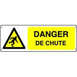 Danger de chute