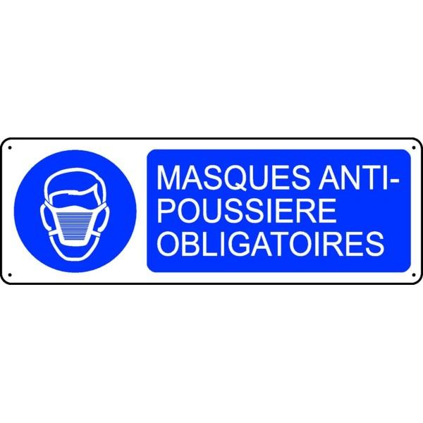 Masques AntiPoussière Obligatoires  Stocksignes ~ Masque Anti Poussiere Bois