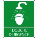 Douche d'Urgence