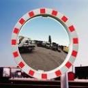Miroir Industrie  Ø800 mm + Bandes