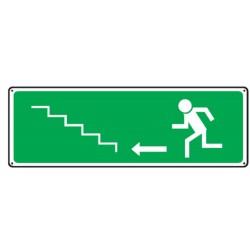 Escalier (Gauche)