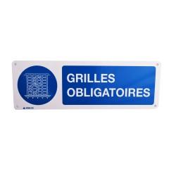 Grilles Obligatoires