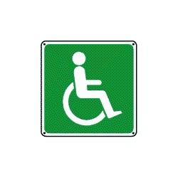 Handicapé Evacuation Picto