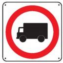 Interdit aux camions