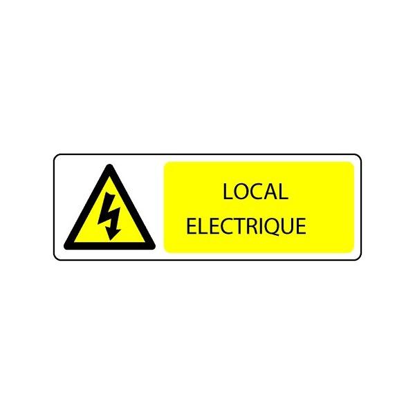 panneau local electrique stocksignes
