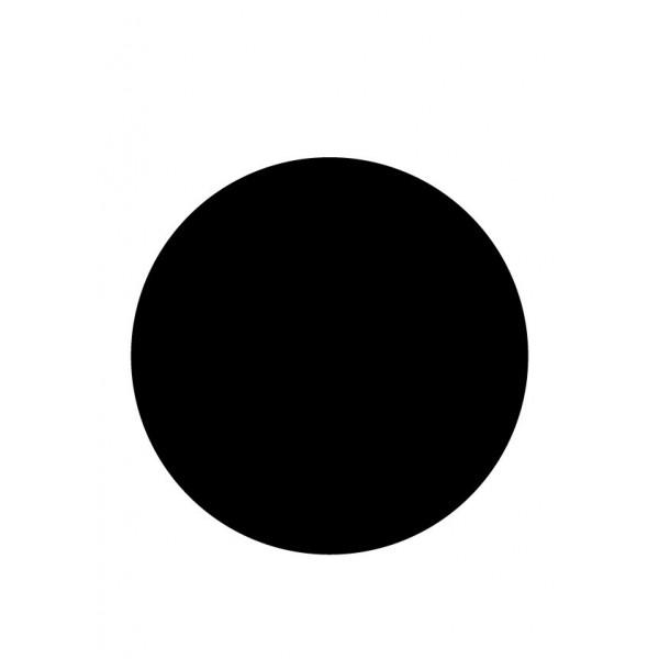 Pastilles de couleur noire - Stocksignes