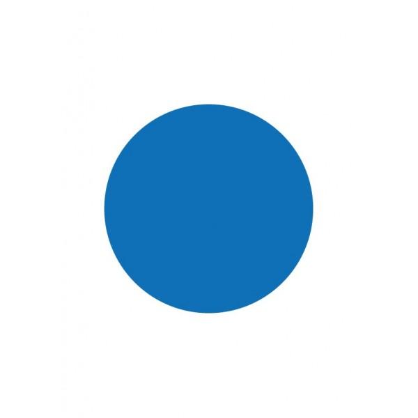 Pastilles De Couleur Bleue Stocksignes