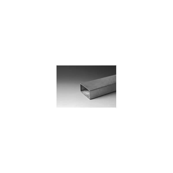 poteau acier galvanis 80x40mm stocksignes. Black Bedroom Furniture Sets. Home Design Ideas