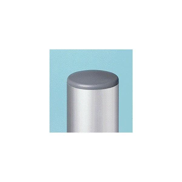 poteau acier galvanis 60mm stocksignes. Black Bedroom Furniture Sets. Home Design Ideas