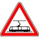 Attention passage de tramway 500mm classe 1