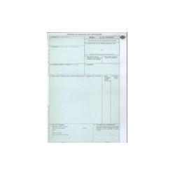 Certificats de circulation