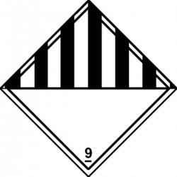 Matières et objets dangereux divers Classe 9