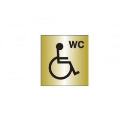 WC Handicapé Picto (Inox)