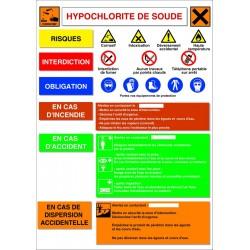 Hypochlorite de soude