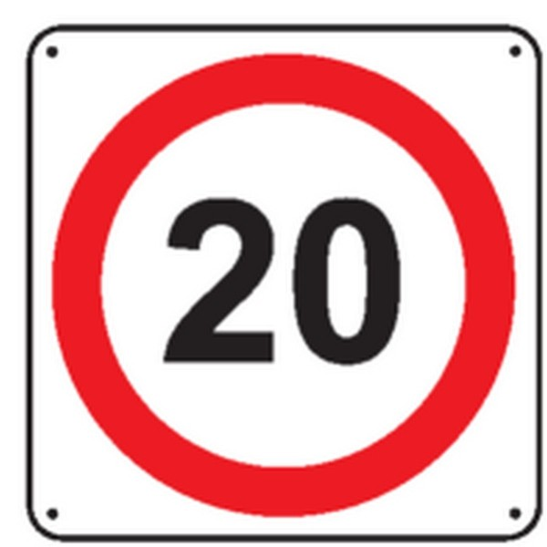 20 Kmh  Stocksignes