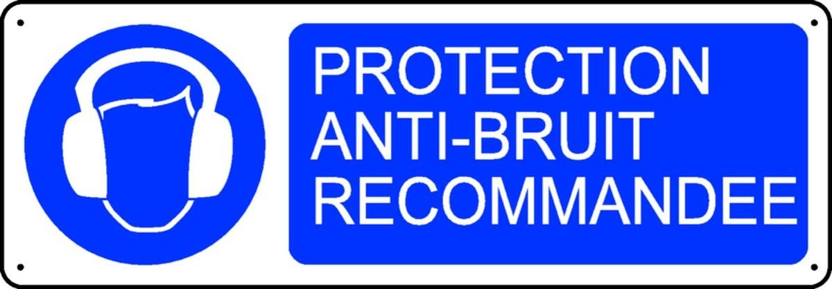 Panneau Protection Anti-Bruit Recommandée