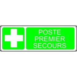 Pictogramme Poste Premiers Secours
