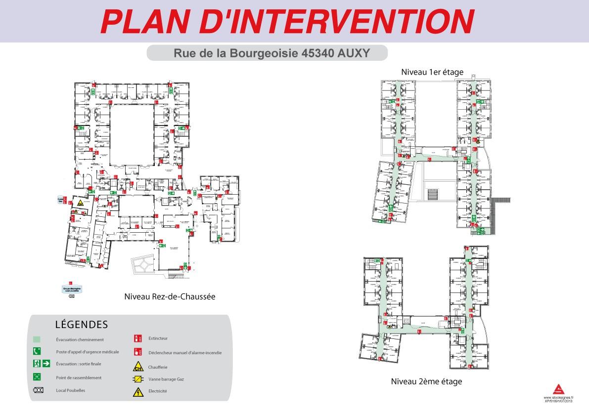 Plan d'intervention