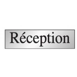 Panneau Réception (Inox)