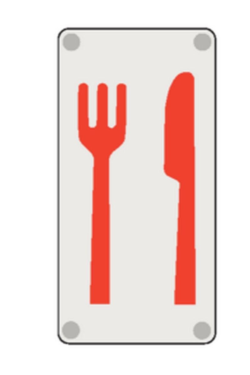Plaque Restaurant