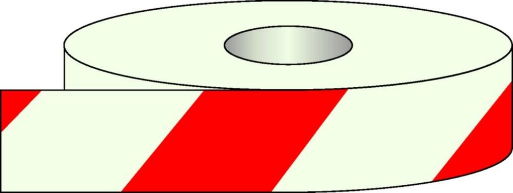 Rouleau photoluminescent / rouge
