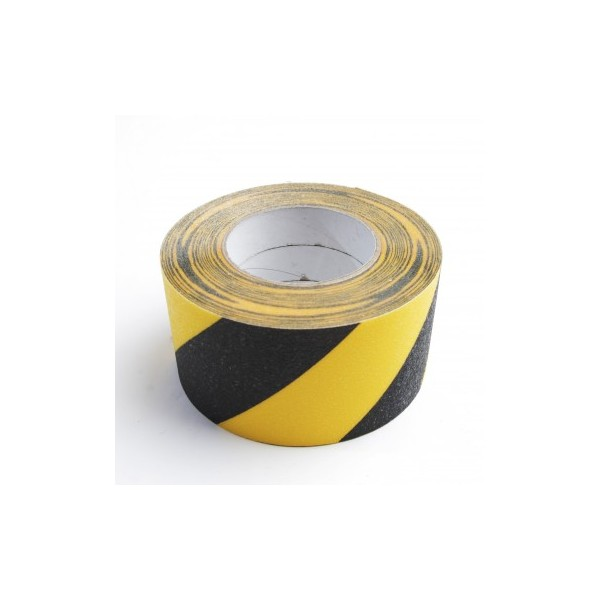 rouleau adh sif r fl chissant jaune noir stocksignes. Black Bedroom Furniture Sets. Home Design Ideas