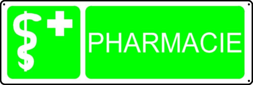 Panneau Pharmacie