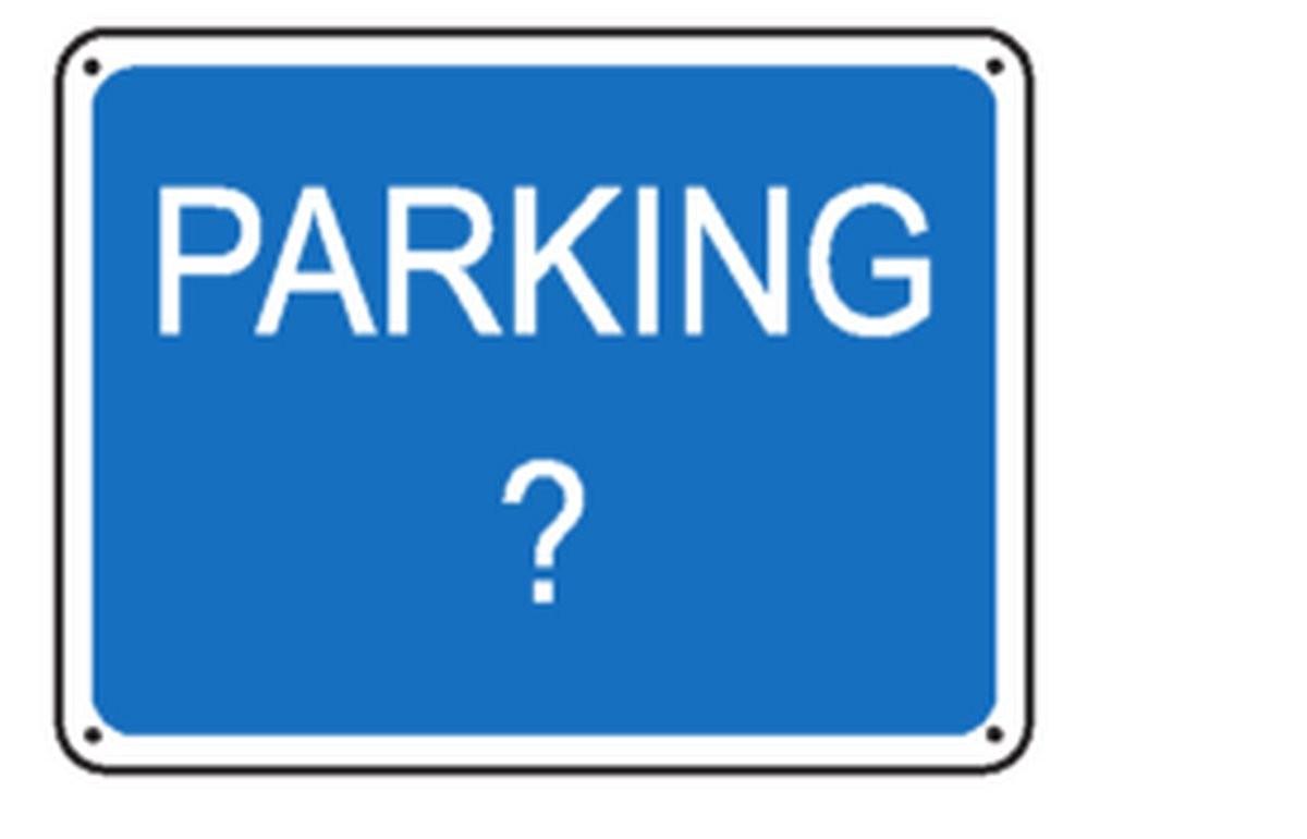 Panneau Parking