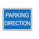Parking direction Renforcé
