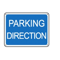 Panneau Parking direction ( renforcé )