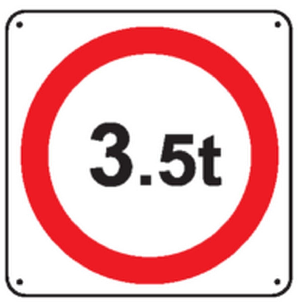 Panneau 3.5 t