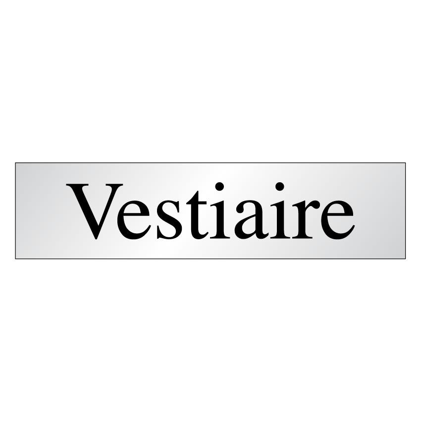 Panneau Vestiaire (Inox)