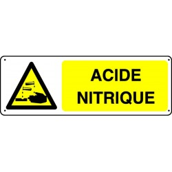 Pictogramme Acide Nitrique