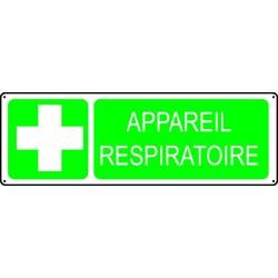 Panneau Appareil respiratoire