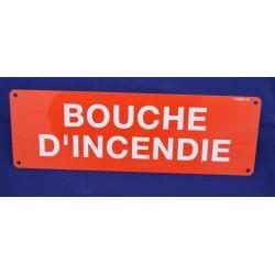 Panneau Bouche d'Incendie