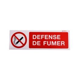 Panneau Défense de Fumer
