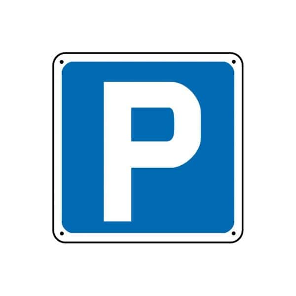Panneau Parking Picto Stocksignes
