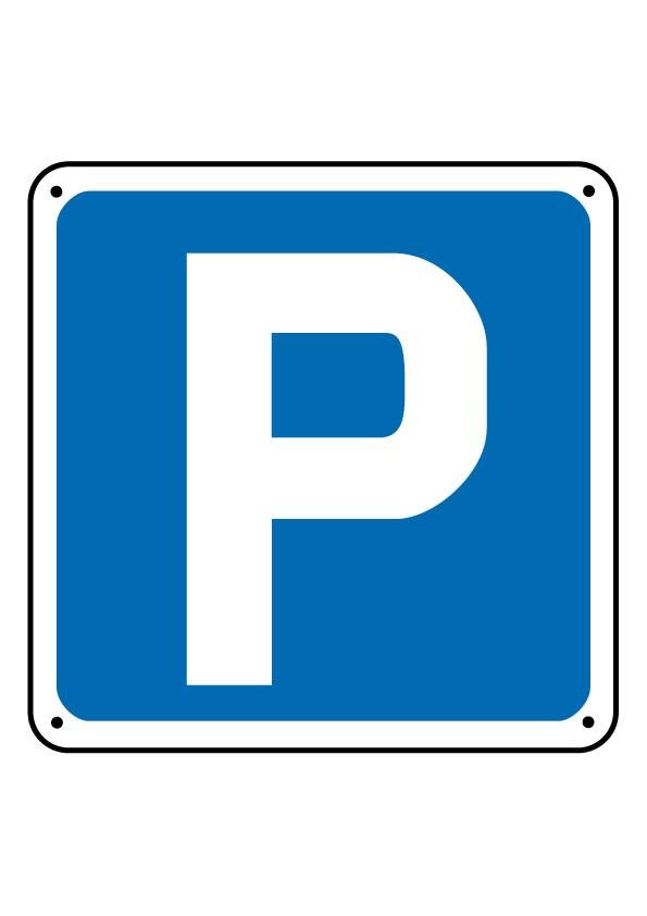Panneau Parking Picto
