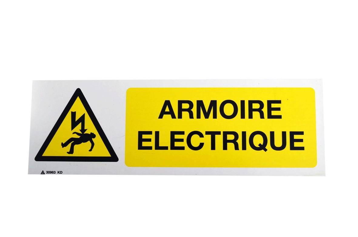 Panneau Armoire électrique